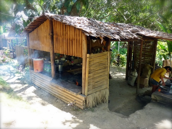 Mangrove Resort - Kitchen