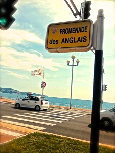 Promenade d`Anglais